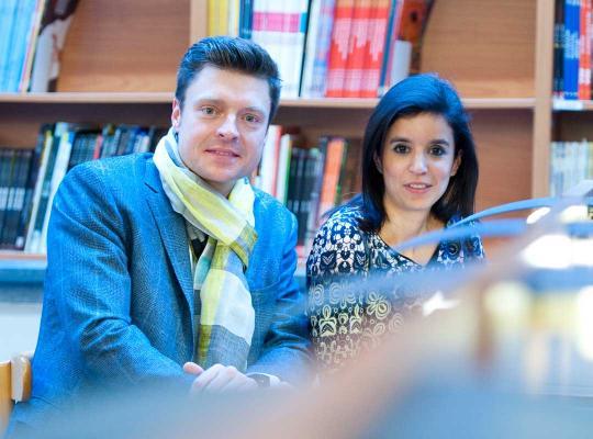 Koen Metsu & Nadia Sminate