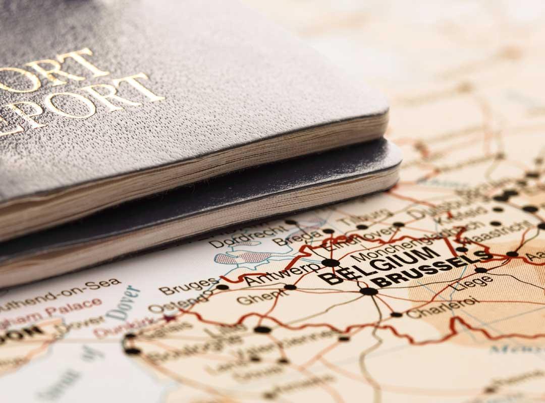 Belgisch paspoort